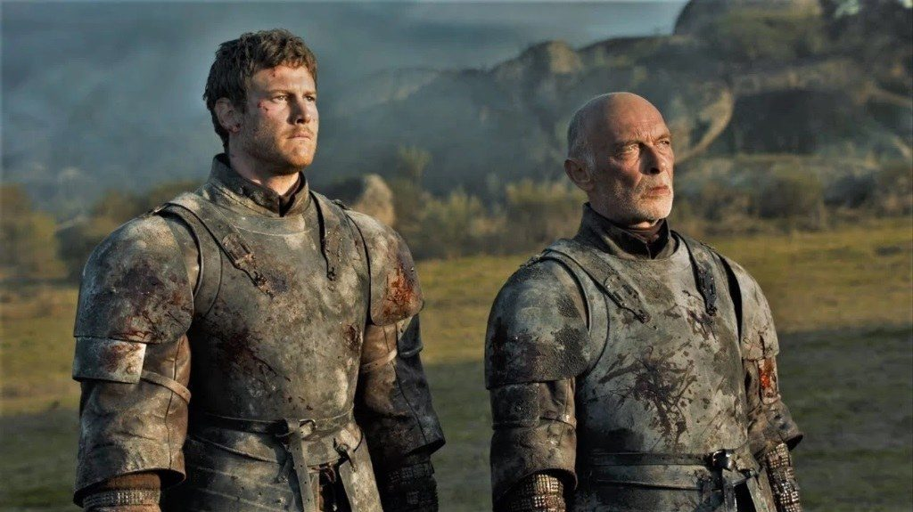 Game of Thrones : Randyll et Dickon Tarly