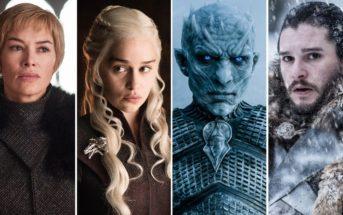Tout ce qu'il faut savoir avant de regarder la saison 8 de 'Game of Thrones'