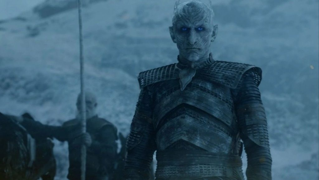 Game of Thrones : roi de la nuit (Night King)