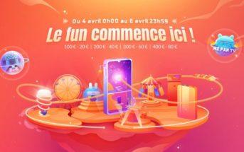 🔥 Mi Fan Festival : 3 jours de promotions sur les produits Xiaomi