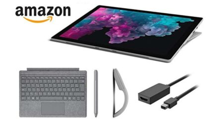 Microsoft Pack Exclusif Amazon Surface Pro 6 - French Days