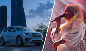 Musique de la pub Volvo Switch 2019 par Sarah Klang