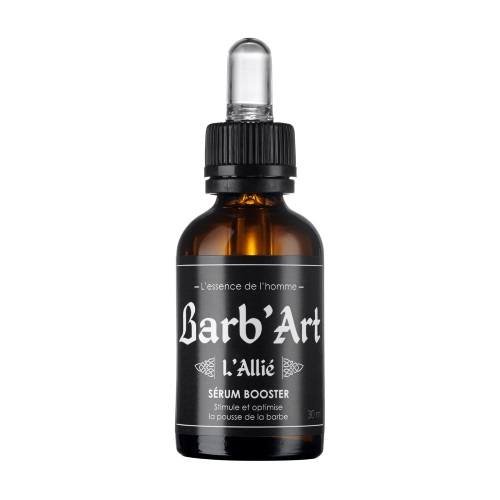 Sérum booster au Ricin BIO - Barb'Art