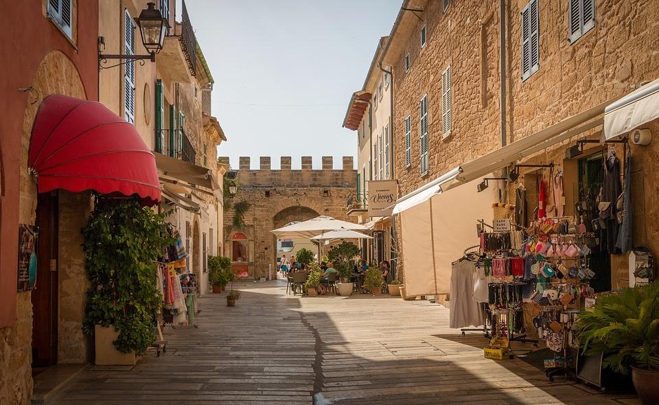 Ville Vieille d'Alcudia à Majorque
