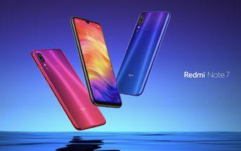 🔥 Test, avis et code promo soldes : le Xiaomi Redmi Note 7 à 119€