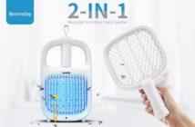 anti-moustiques électrique 2 en 1 Beamday SB