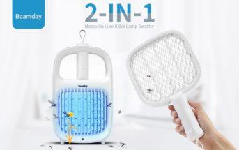 🔥 Bon plan : cet anti-moustique électrique 2 en 1 est en promo à 23€ !