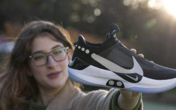 Baskets connectées et chaussures intelligentes : les dernières innovations 2019