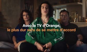 content battle : la pub TV d'Orange 2019