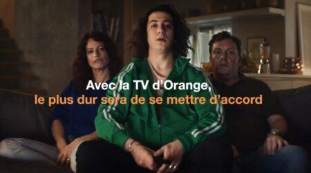 content battle : la pub TV d'Orange 2019