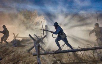 Court-métrage : un soldat voyage dans le temps pour le Puy du Fou