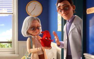 film d'animation novatis sur l'insuffisance cardiaque