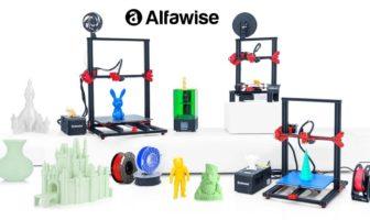 Imprimante 3D Alfawise U30, U20 et U20 Plus