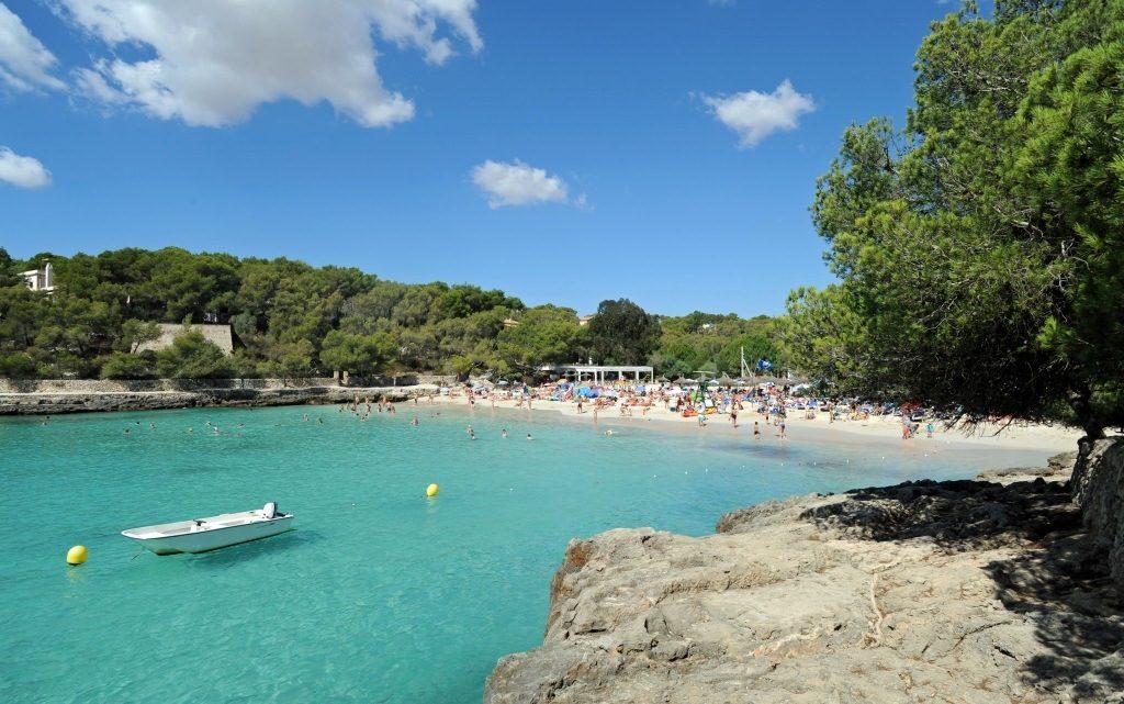 parc naturel de Mondragó à Majorque