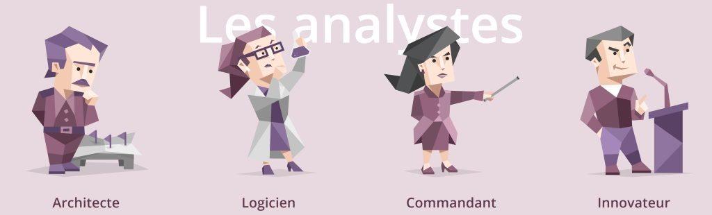 personnalité : analyste