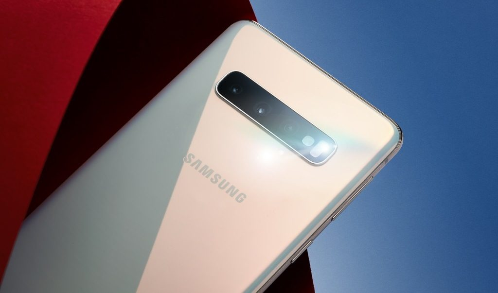 samsung galaxy s10 : appareil photo