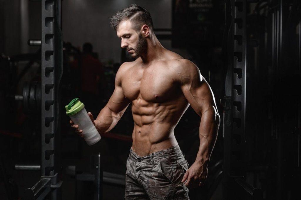 pèriode sèche en musculation : faire un régime hypocalorique et hyperprotéiné