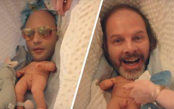 Amour : le clip WTF de Alkpote et Philippe Katerine pour la fête des mères