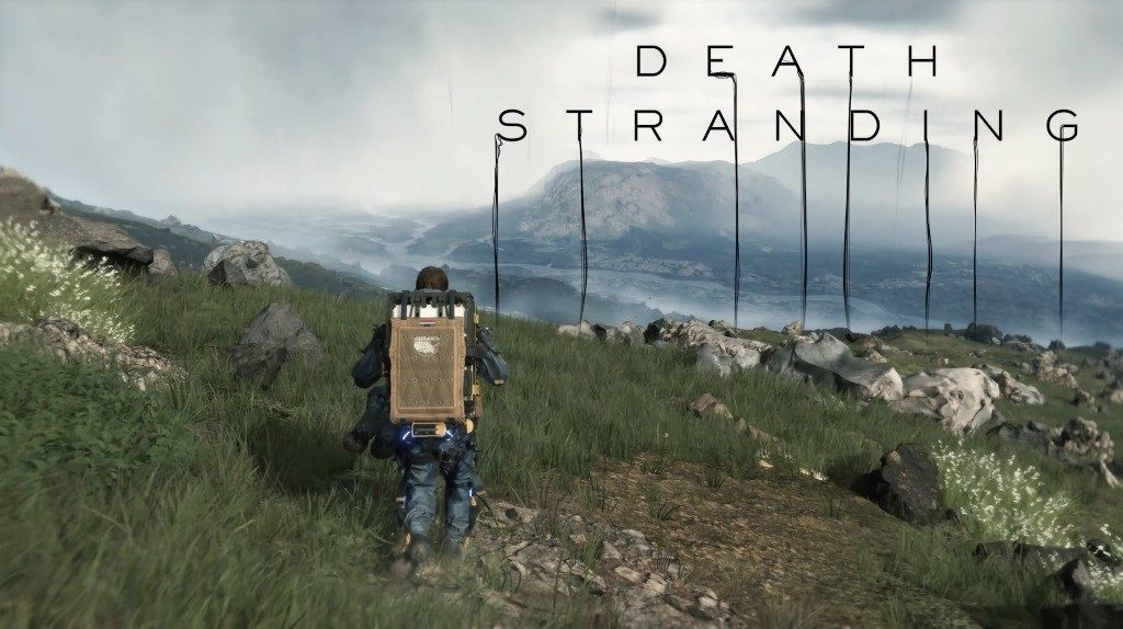 Death Stranding ; gameplay