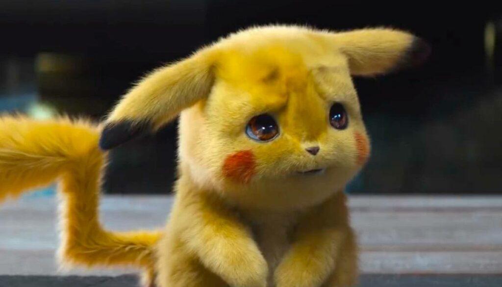 Detective Pikachu Ryan Reynolds Met En Ligne Un Fake
