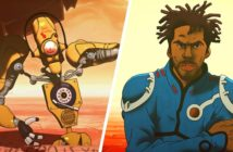 More : le clip d'animation manga de Flying Lotus ft. Anderson .Paak