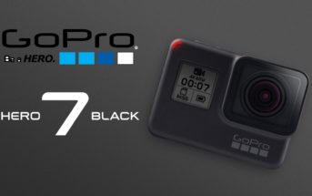 🔥 Code promo soldes : la GoPro HERO7 Black en réduction à 269€ !