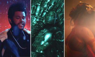 "SZA, The Weeknd, Travis Scott dans le clip ""Power Is Power"" (Game of Thrones)"