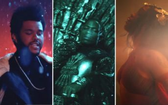 SZA, The Weeknd et Travis Scott en mode 'Game of Thrones' dans le clip 'Power Is Power'
