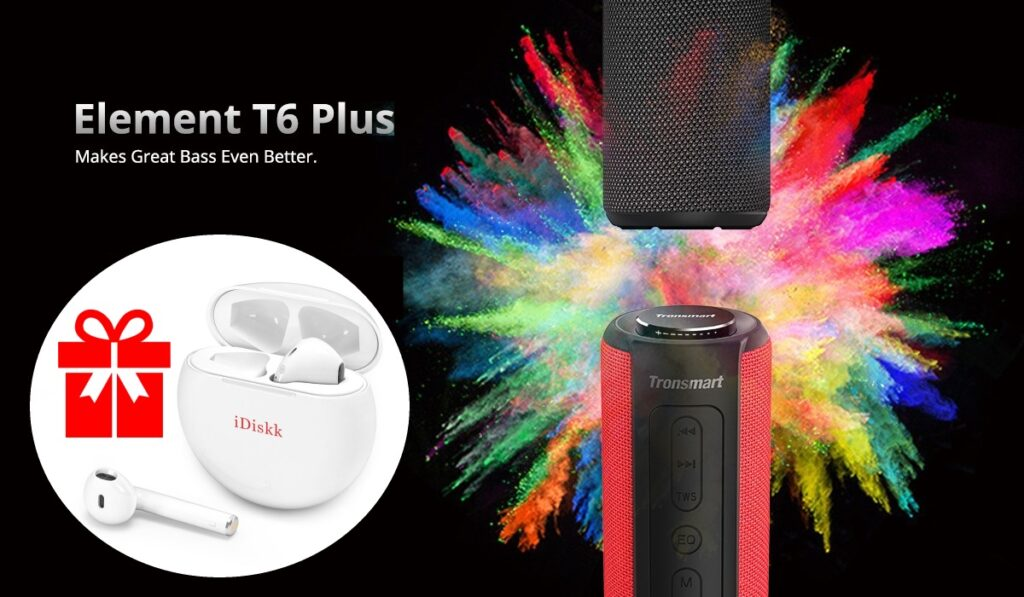 Tronsmart Element T6 Plus en promo