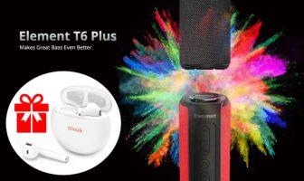 Tronsmart Element T6 Plus en promo