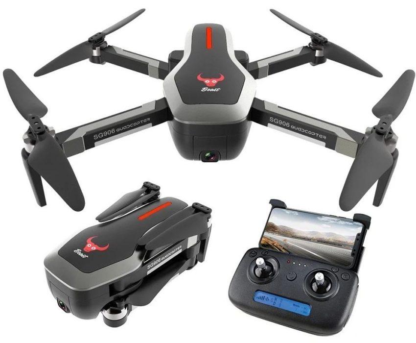 ZLRC Beast SG906 drone pliable