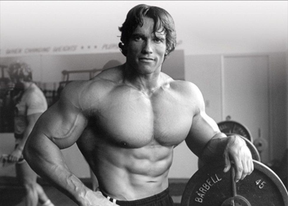 Musculation : Arnold Schwarzenegger durant l'âge d'âge d'or des stéroïdes