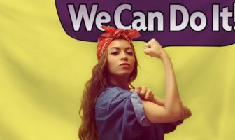 Beyoncé we can do it féminisme compte instagram