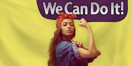 Beyoncé we can do it féminisme compte instagram