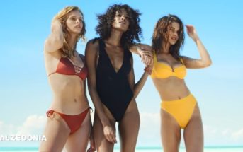 Qui sont les mannequins de la pub Calzedonia maillot de bain été 2019 ?