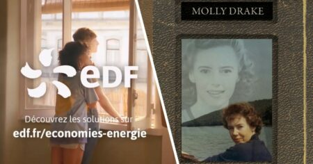 Musique de la pub EDF 2019 : Happyness de Molly Drake