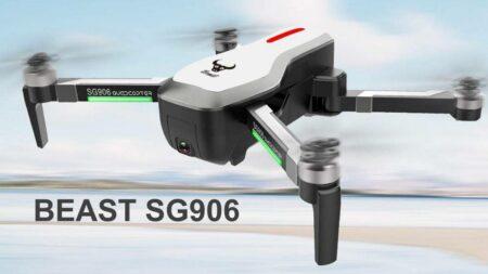 promo drone ZLRC Beast SG906