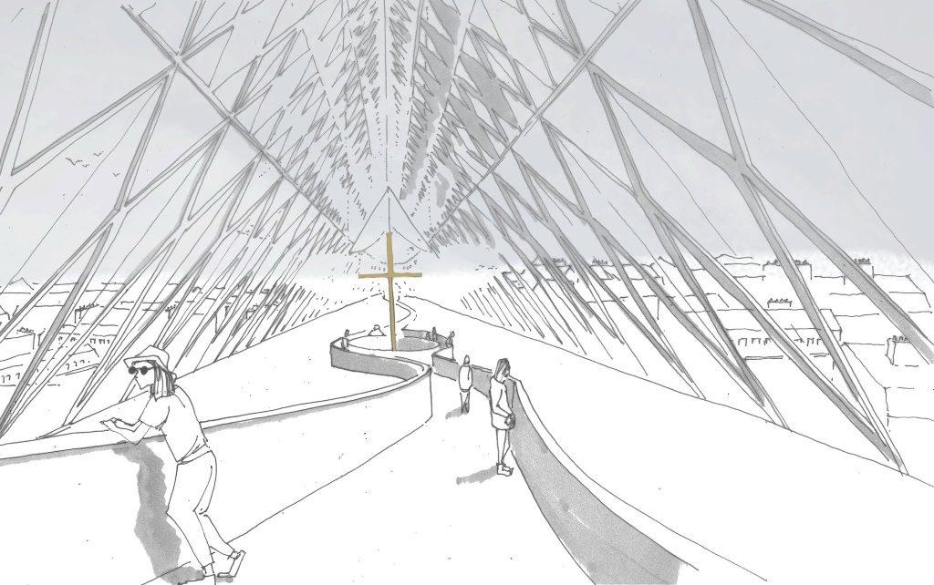 Reconstruction moderne de Notre-Dame de Paris : Godart + Roussel Architectes - 02