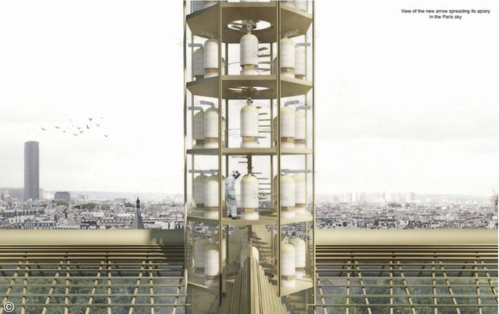 Reconstruction moderne de Notre-Dame de Paris : Nicolas Abdelkader du Studio NAB - 03