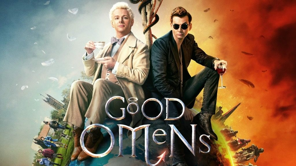 Série Amazon Prime Video 2019 : Good Omens
