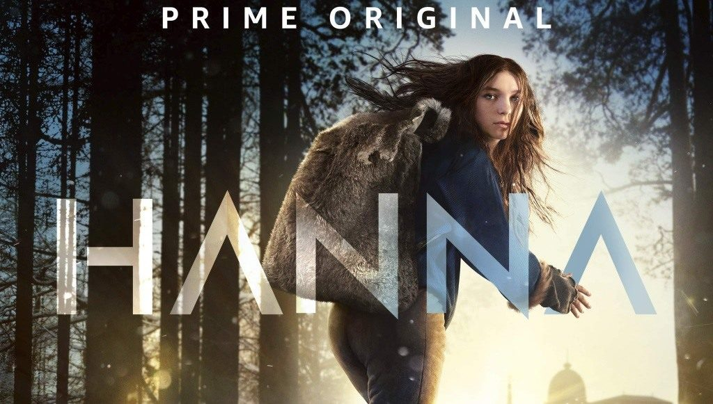 Série Amazon Prime Video 2019 : Hanna