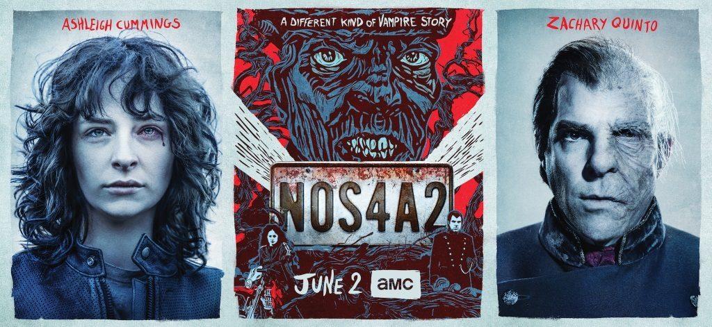 Série AMC 2019 : NOS4A2
