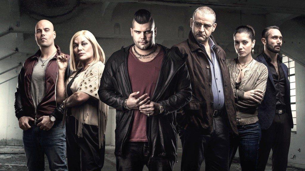 Série canal+ 2019 : Gomorra saison 4
