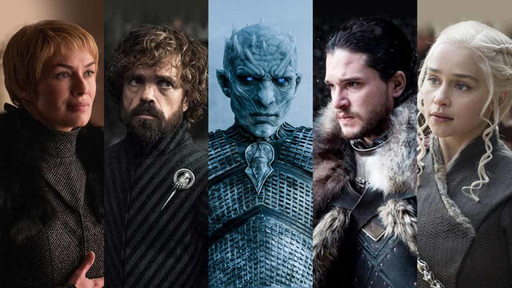 Série HBO 2019 : Game of Thrones Saison 8