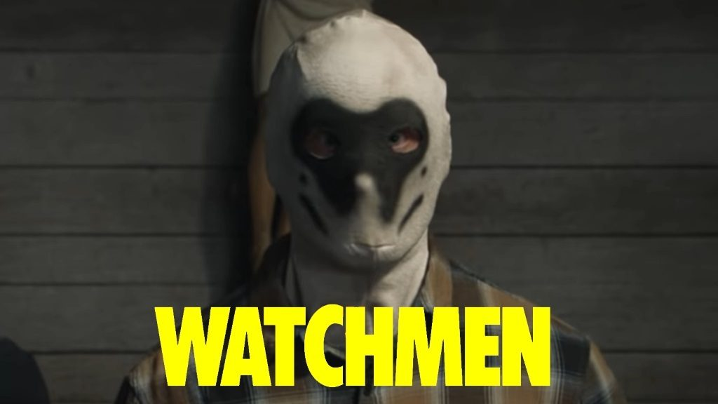 Série HBO 2019 : Watchmen