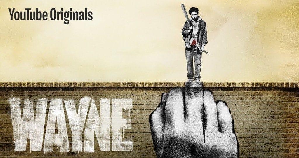 Série youtube premium 2019 : Wayne