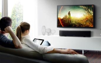 Déco : 10 astuces design pour bien intégrer la télé dans un salon