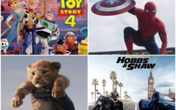 🎥 Idées de sorties cinéma 2019: les films de l'été à ne pas rater
