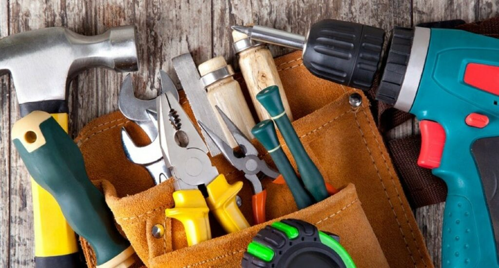 Bricolage : les outils indispensables