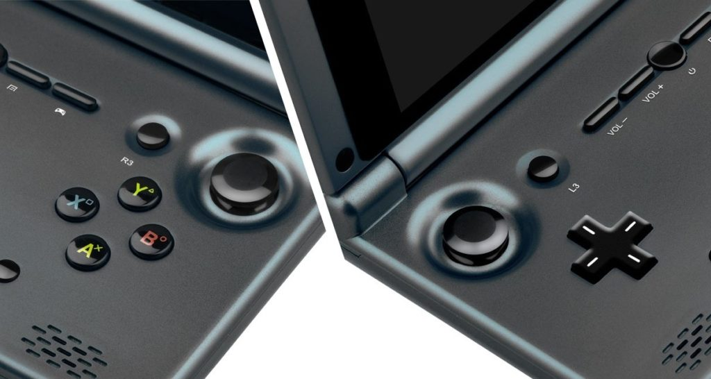 GPD XD Plus : joystick gamepad